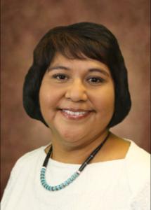 BHS Executive Director Priscilla Foot