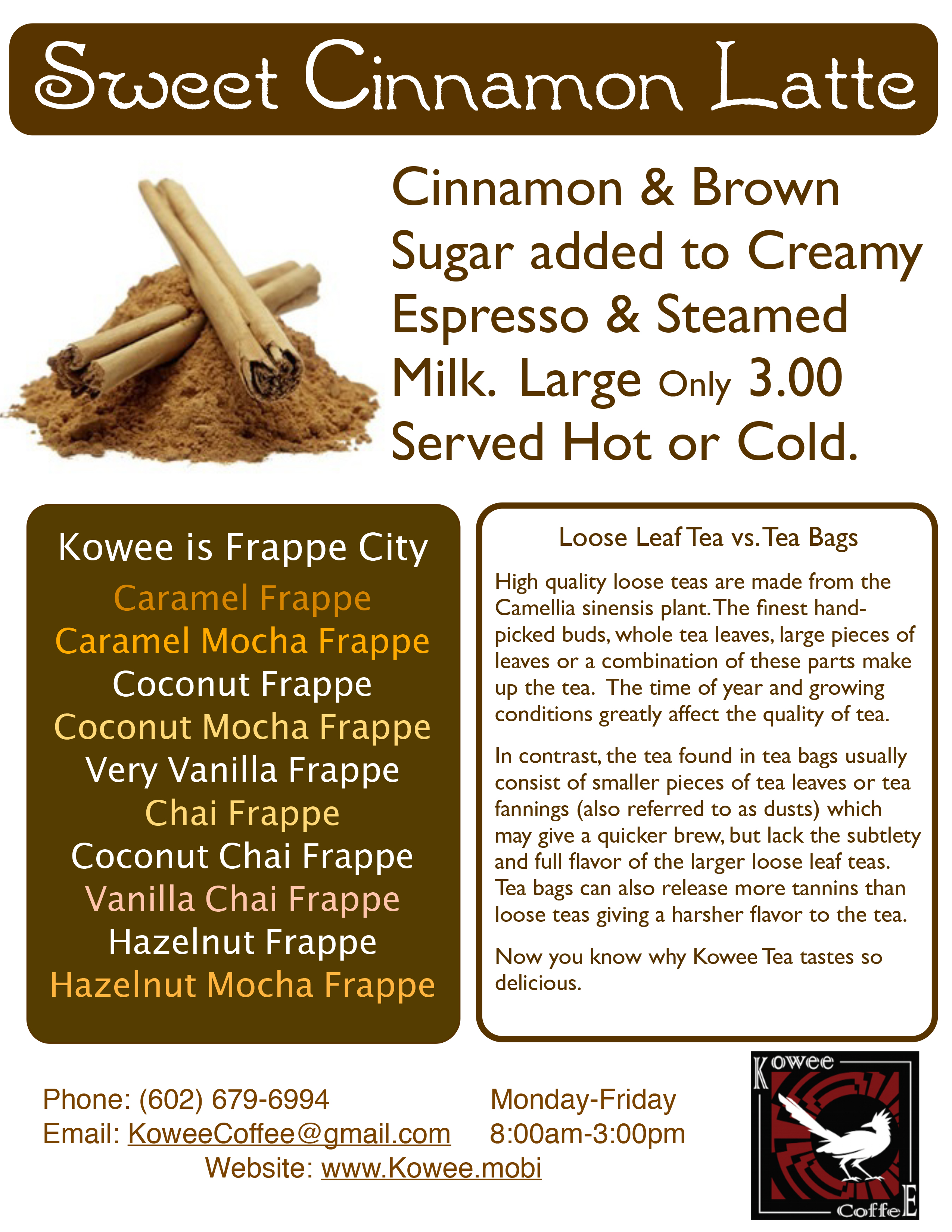 Sweet Cinnamon Special July 2013
