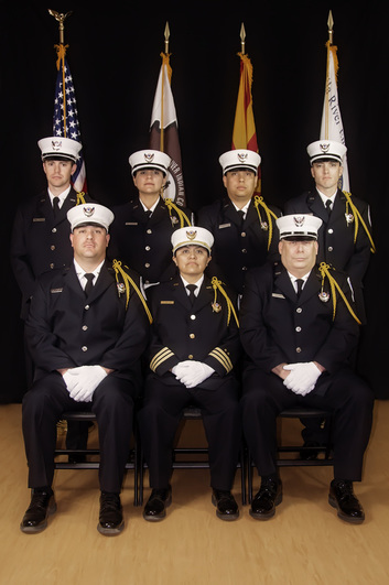 honor guard group